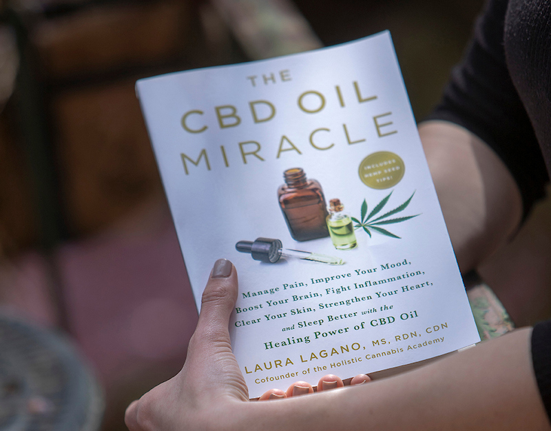 The CBD Oil Miracle book