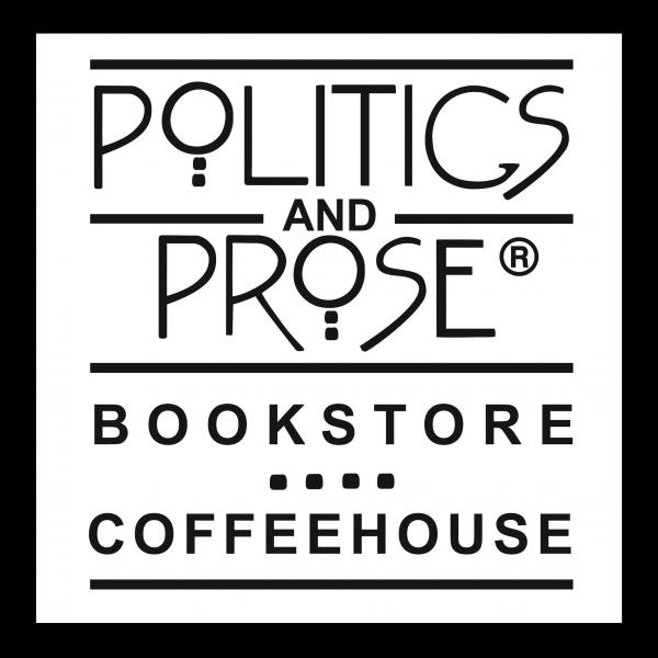 Politics and Prose Bookstore logo